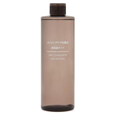 エイジングケア化粧水・高保湿タイプ 無印良品