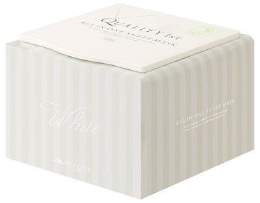 オールインワンシートマスク ホワイトEX BOX
