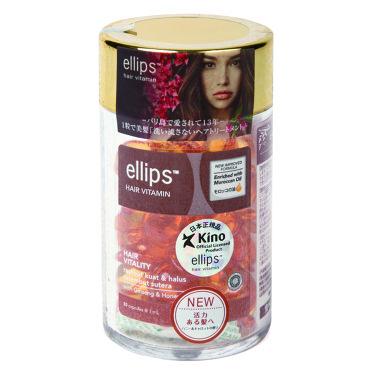 ヘアバイタリティ HAIR VITALITY【ボトルタイプ】 / ellips