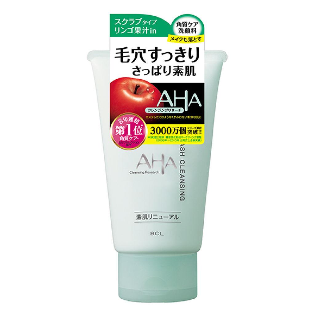 AHA柔膚溫和洗顏乳