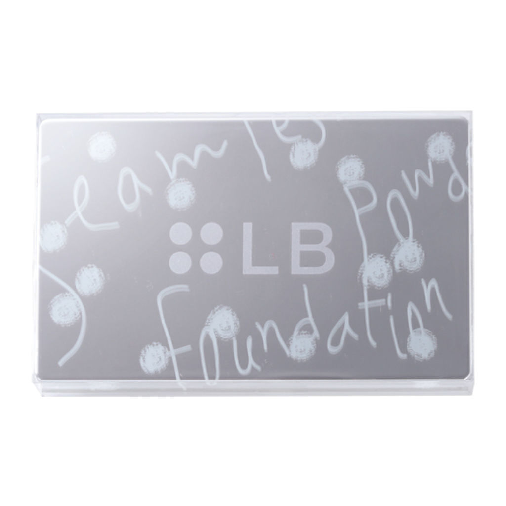 LB(エルビー) シームレスパウダーファンデーション