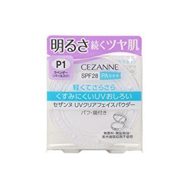 UVクリアフェイスパウダー / CEZANNE