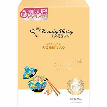我的美麗日記(私のきれい日記)  大豆発酵マスク / 我的美麗日記