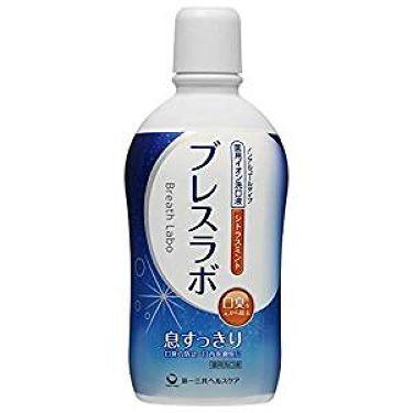 ブレスラボ 薬用イオン洗口液 ブレスラボ マウスウォッシュ シトラスミント
