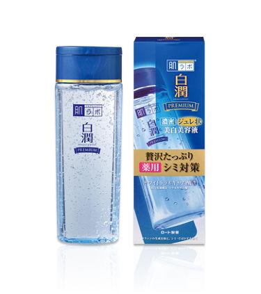 白潤プレミアム 薬用ジュレ状美白美容液 肌ラボ