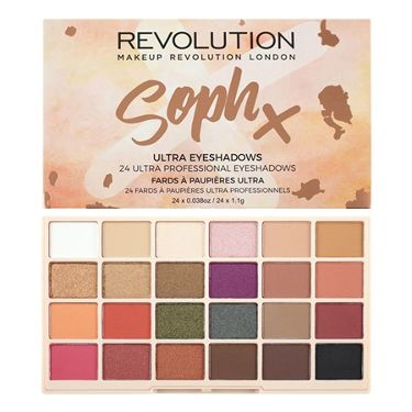 Revolution Soph Eyeshadow Palette / MAKEUP REVOLUTION