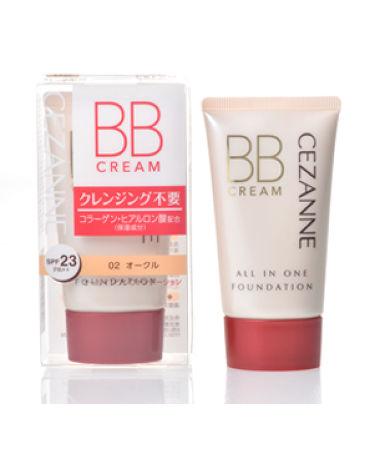 BBクリーム / CEZANNE