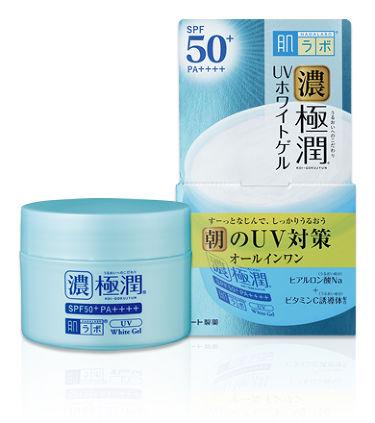 極潤 UVホワイトゲル / 肌ラボ