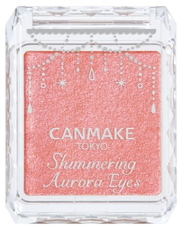 シマリングオーロラアイズ / CANMAKE