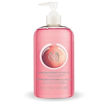 ピンクグレープフルーツ シャワージェル / THE BODY SHOP