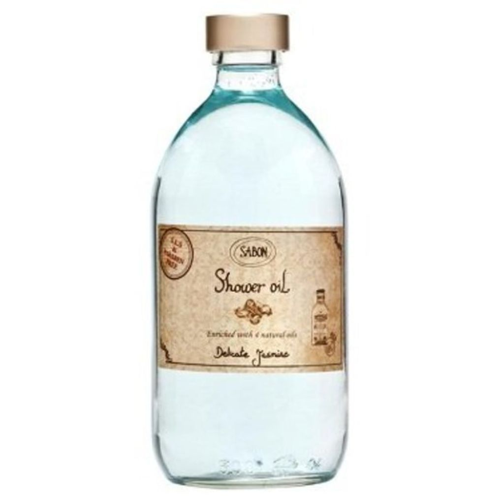 SABON(サボン) シャワーオイル デリケート・ジャスミン
