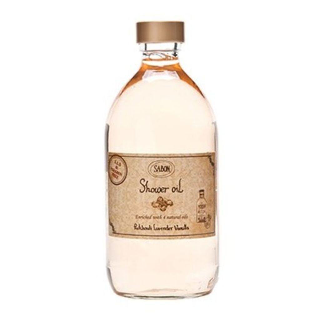 SABON(サボン) シャワーオイル パチュリ・ラベンダー・バニラ