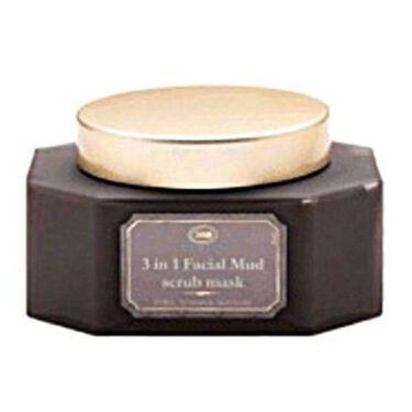 Dead Sea 3in1 Facial Mud Scrub Mask / SABON(サボン)