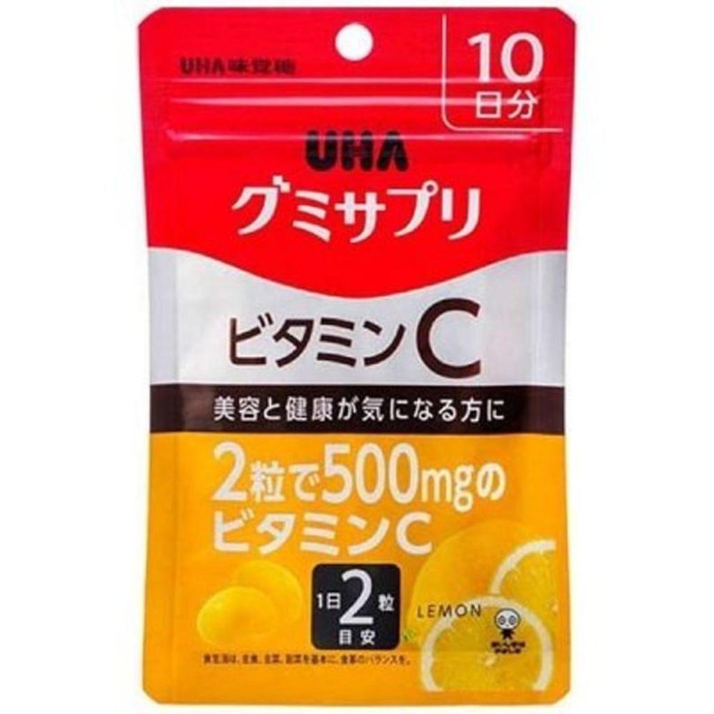 UHA味覚糖のUHAグミサプリビタミンC