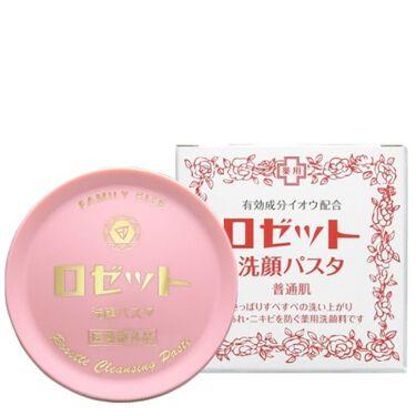 ロゼットロゼット 洗顔パスタ 普通肌