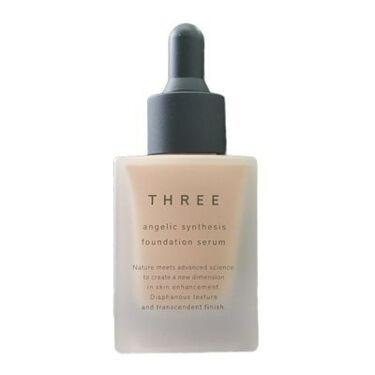 THREEアンジェリックシンセシスファンデーションセラム / THREE