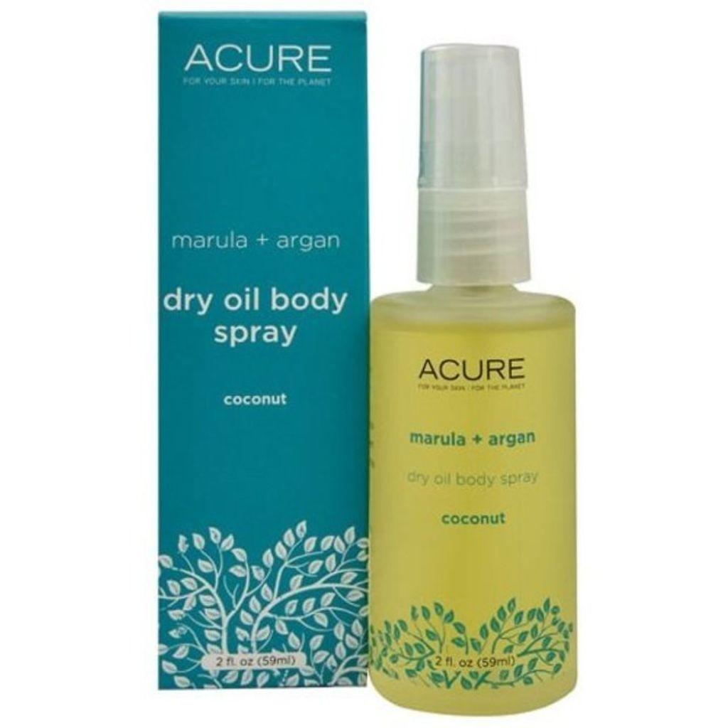 Acure Organics(海外)marula oil