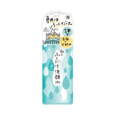 ラクイック 朝のふくだけ洗顔水 さっぱりタイプ
