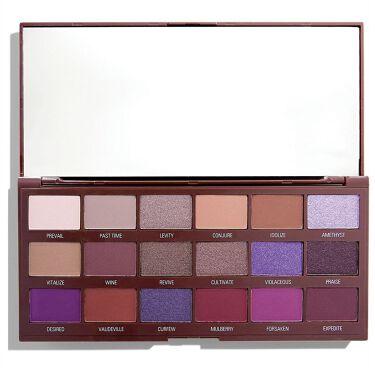 MAKEUP REVOLUTION I heart makeup violet chocolate pallet