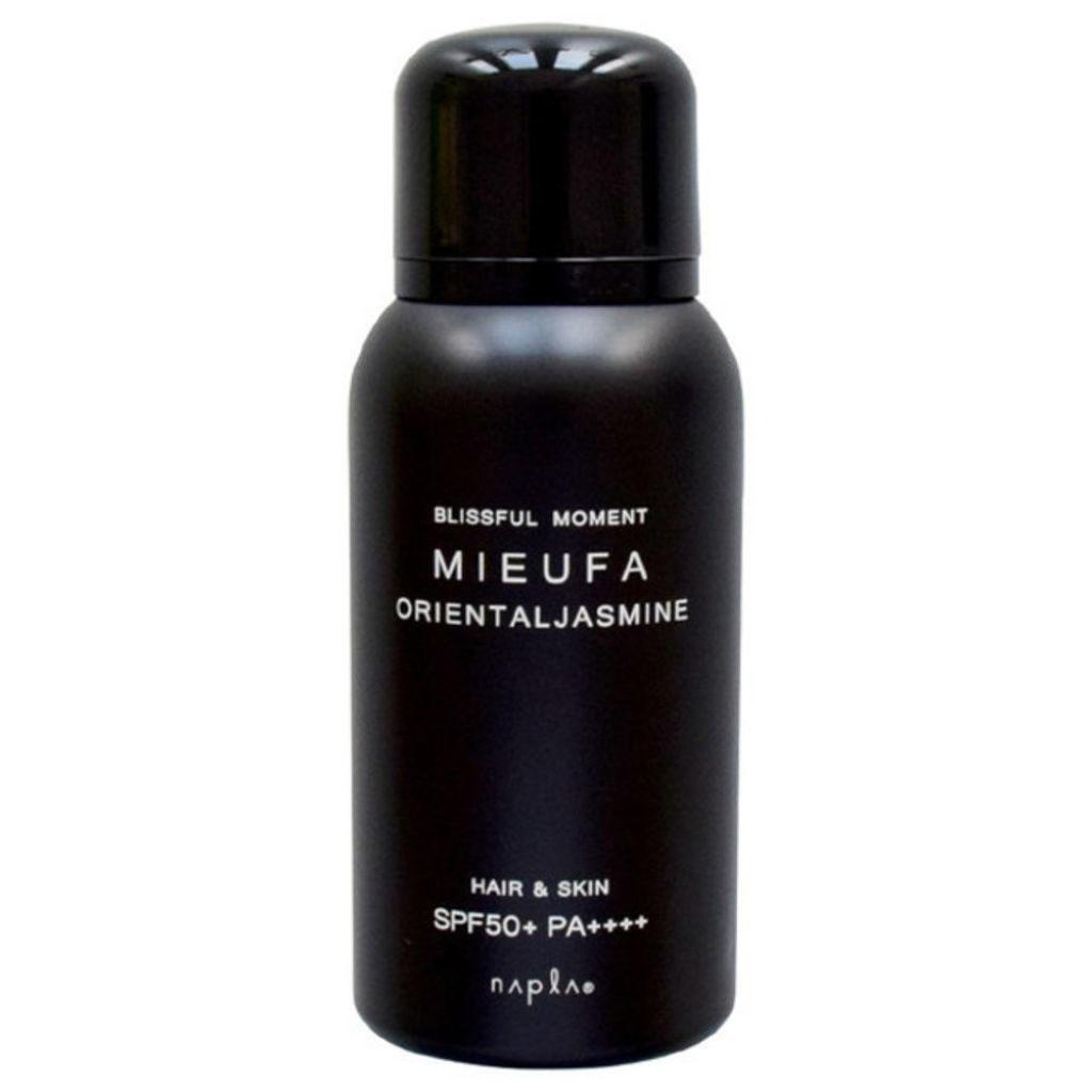 MIEUFA(ミーファ)のミーファ フレグランスUVスプレー オリエンンタルジャスミン