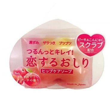 ペリカン石鹸恋するおしり ヒップケアソープ