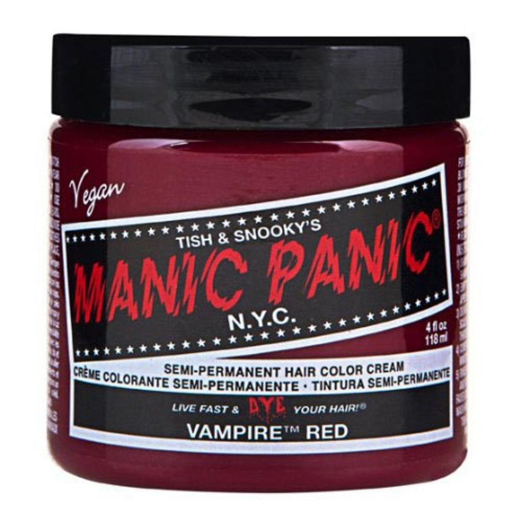 マニックパニック,ヘアカラークリーム