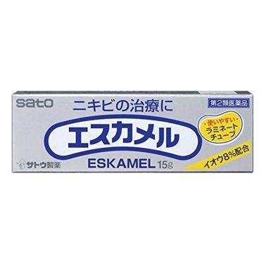 佐藤製薬 エスカメル(医薬品)