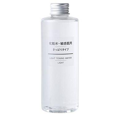 無印良品化粧水・敏感肌用・さっぱりタイプ