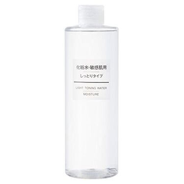 無印良品化粧水・敏感肌用・しっとりタイプ