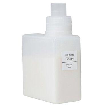 薬用入浴剤・ミルクの香り / 無印良品