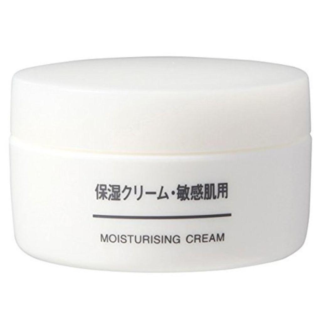 無印良品 保湿クリーム 敏感肌用