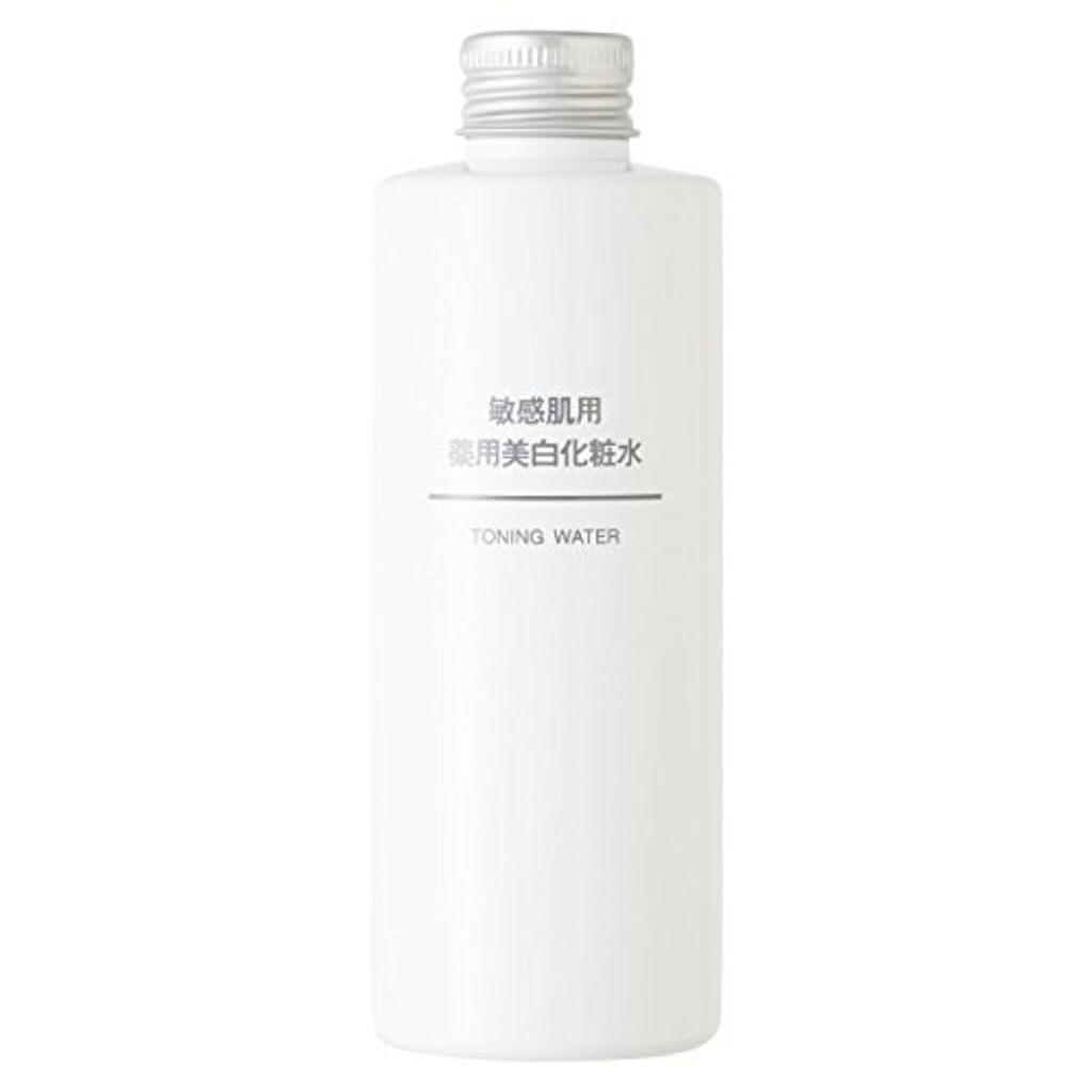 無印良品,敏感肌用薬用美白化粧水