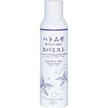 ハトムギスパミスト(ハトムギエキス&温泉水配合化粧水) / 小池化学