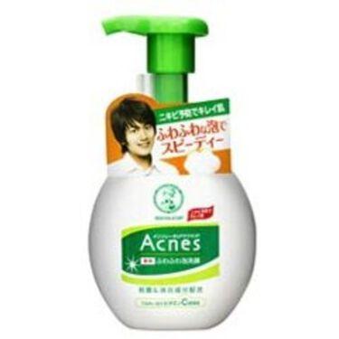 メンソレータム アクネス 薬用ふわふわな泡洗顔