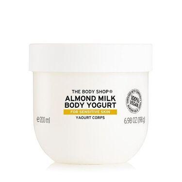 THE BODY SHOP ボディヨーグルト アーモンドミルク