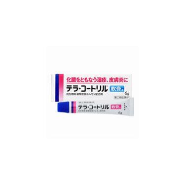 テラ・コートリル 軟膏(医薬品) / ジョンソン・エンド・ジョンソン(医薬品)