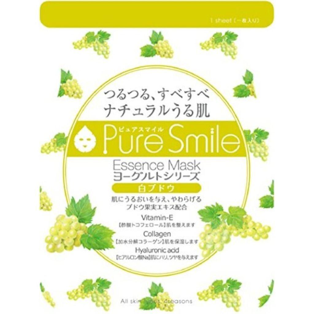 Pure Smile(ピュアスマイル) ヨーグルトシリーズ 白ブドウ
