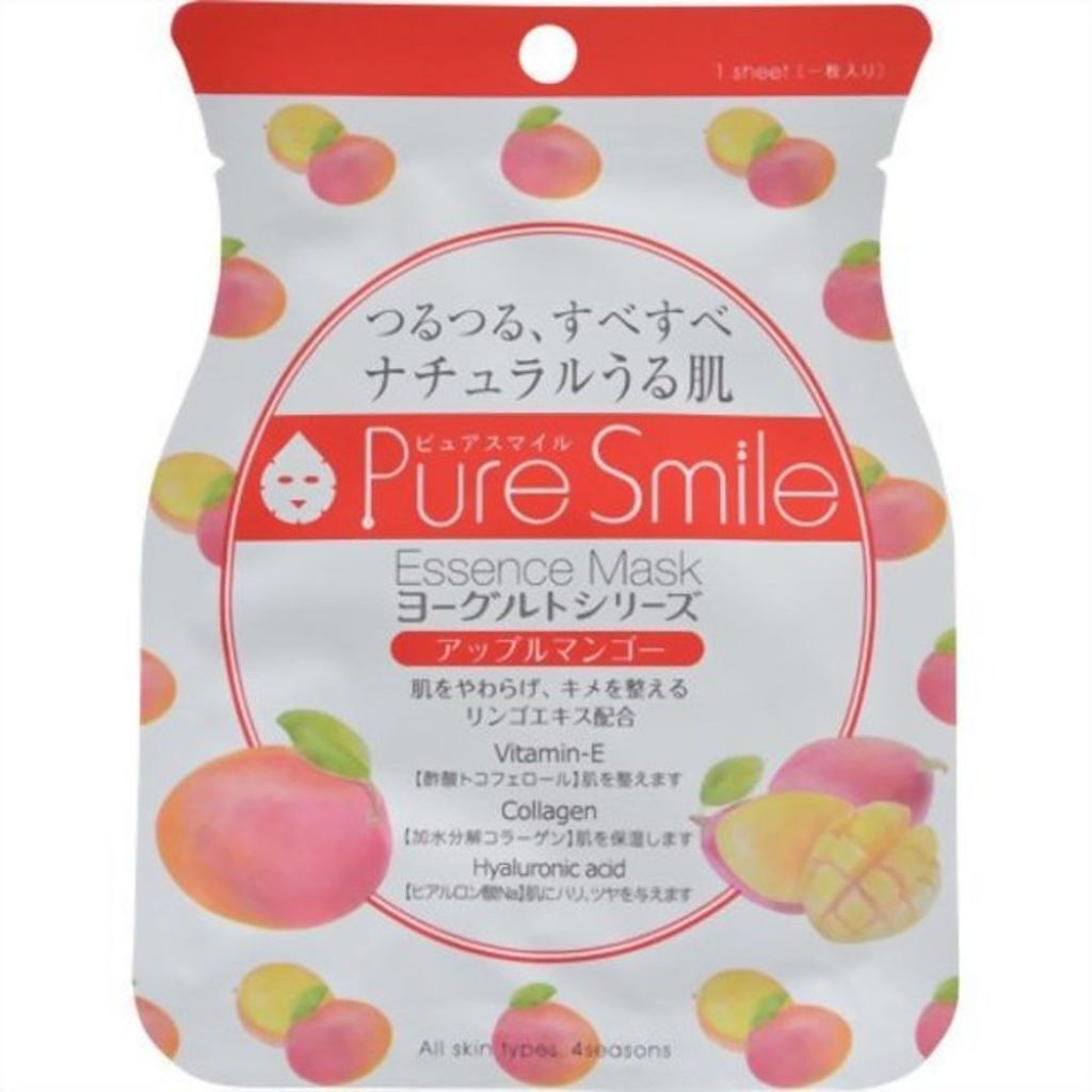 Pure Smile(ピュアスマイル) ヨーグルトシリーズ アップルマンゴー