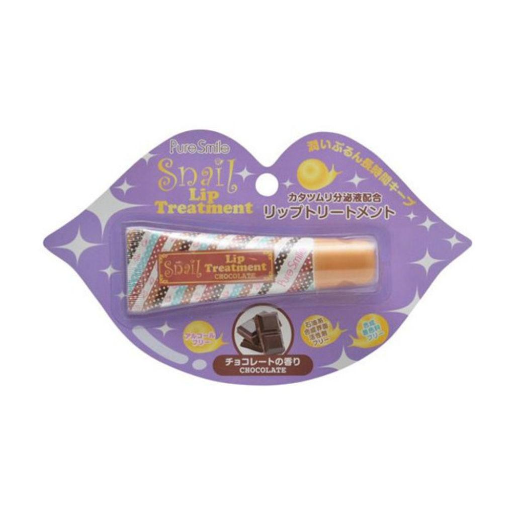 Pure Smile(ピュアスマイル) スネイル リップトリートメント チョコレート