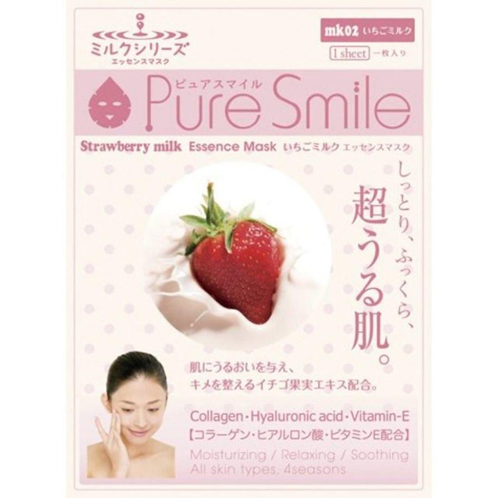 Pure Smile(ピュアスマイル) ミルクシリーズ いちごミルク