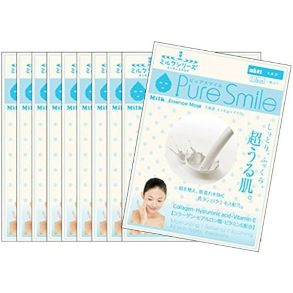 Pure Smile(ピュアスマイル) ミルクシリーズ ミルク