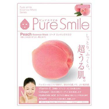 Pure Smile(ピュアスマイル) エッセンスマスク ピーチ