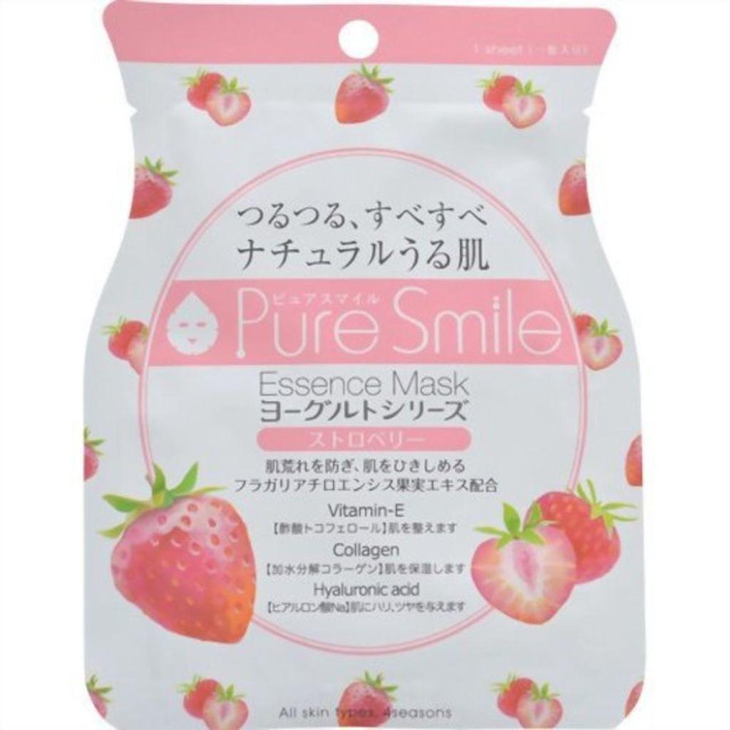 Pure Smile(ピュアスマイル) ヨーグルトシリーズ ストロベリー