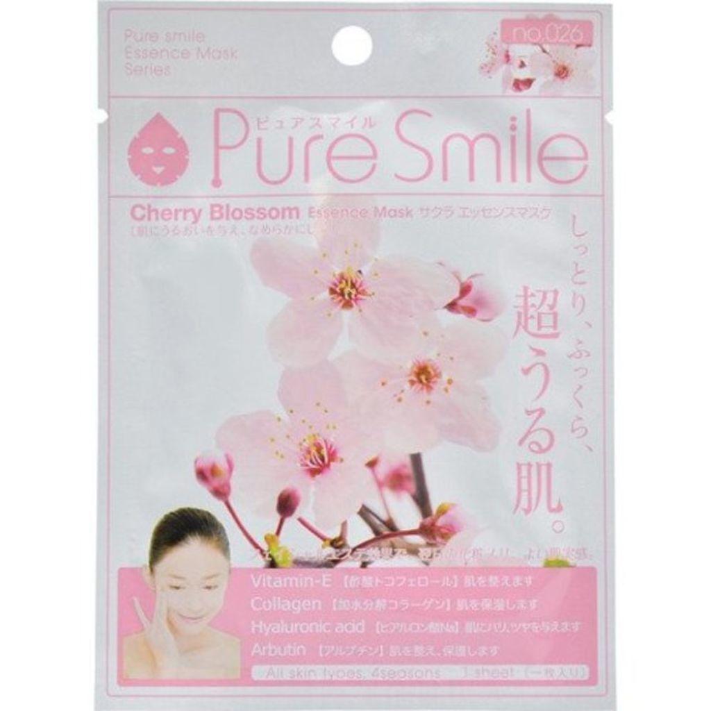 Pure Smile(ピュアスマイル) エッセンスマスク サクラ