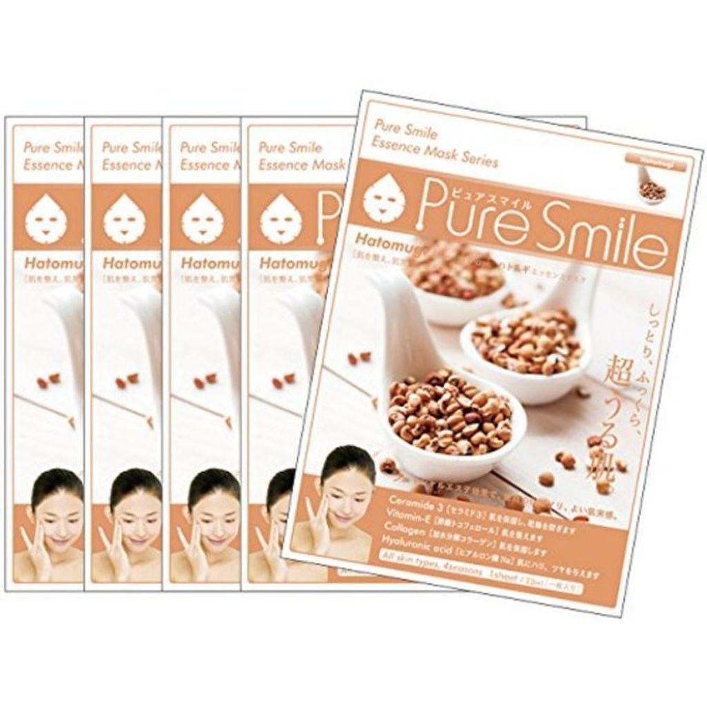 Pure Smile(ピュアスマイル) エッセンスマスク ハトムギ