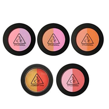 DUO COLOR FACE BLUSH / 3CE