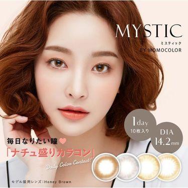 MYSTIC MOMOCOLOR / カラーコンタクト