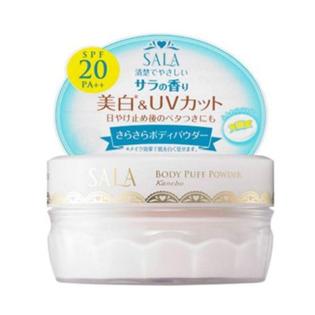 SALA(サラ)のボディパフパウダーN UV(サラの香り)