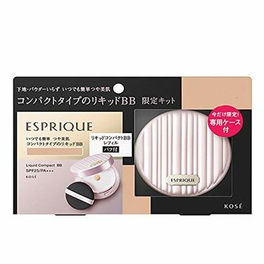 ESPRIQUE リキッド コンパクト BB 限定キット