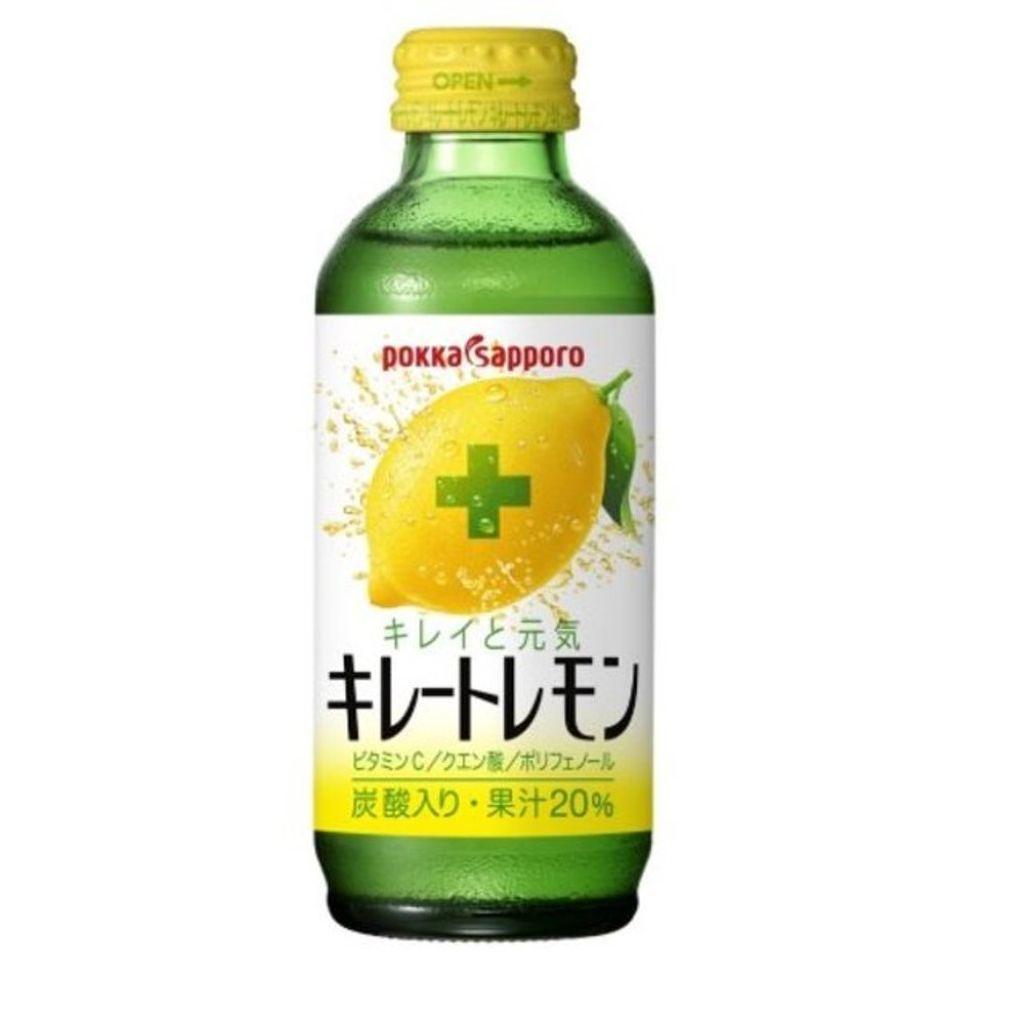ポッカのキレートレモン